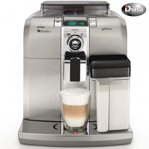 SYNTIA CAPPUCCINO STAINLES SAECO PHILIPHS