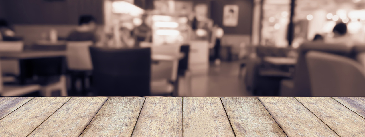 Banner Cafetería